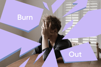 Burn out ดูแลแต่คนไข้ จนลืมดูแลตนเอง