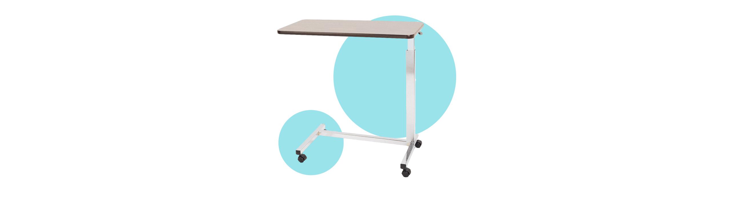 โต๊ะติดล้อเลื่อน