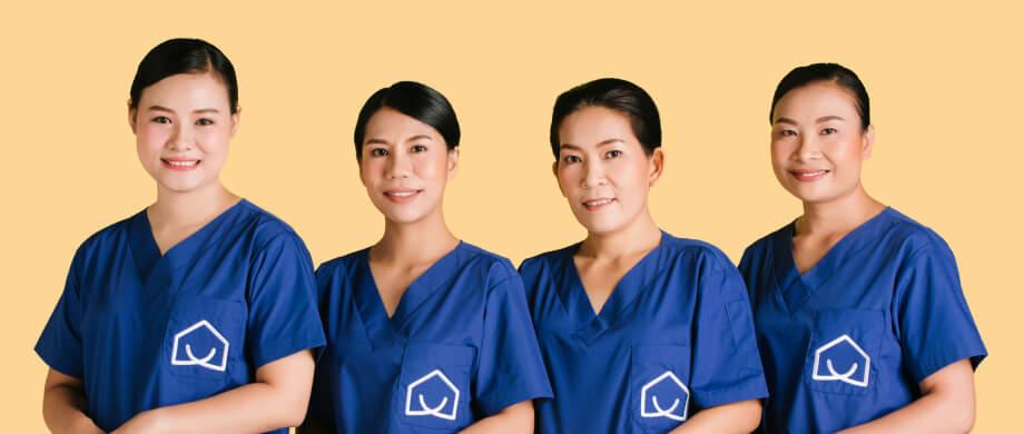 Care Pro team